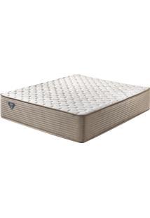 Colchão Casal Com Molas Superlastic High Spring Bege 138X188X33 - Ecoflex