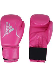 7a8d8843ee Luvas De Boxe Adidas Speed 50 Plus - 14 Oz - Adulto - Rosa