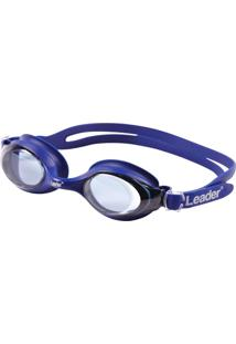 43b7a3289 Óculos Para Natação Champion Leader Ld299 Azul
