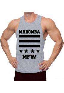 Regata Nadador Maromba Mfw Stars Masculina - Masculino