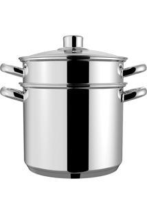 Espagueteira Brinox Savoy 20Cm 5 Litros Aço Inox