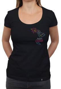 Molotov Cocktails - Camiseta Clássica Feminina