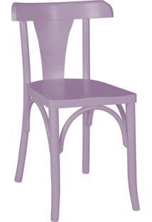 Cadeiras Para Cozinha Felice 78,5 Cm 415 Lilás - Maxima