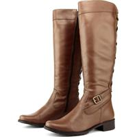 9ed94d73c Bota Over Knee Cano Longo Flor feminino | Shoes4you