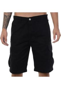 Bermuda Dc Shoes Walkshort Cargo - Preto / 38