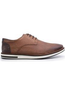 Sapato Social Oshawa Em Couro Anttero Calçados Masculino - Masculino