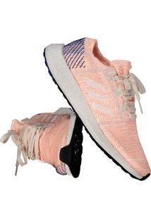 Tênis Adidas Pureboost Element Feminino Rosa