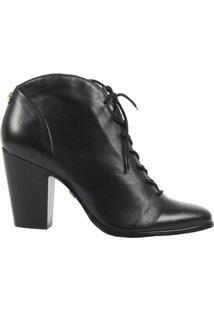 Ankle Boot Feminina Jorge Bischoff Napa J51065003 A06 - Feminino