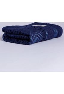 Toalha De Rosto Karsten Azul Marinho