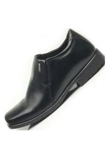 Sapato Pegada 122101 Masculino Preto