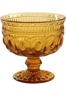 Taça De Sobremesa Jewelry Âmbar