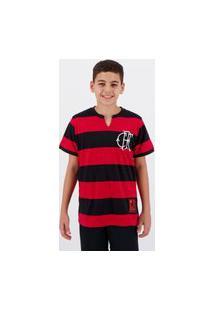 Camisa Flamengo Flatri Crf Infantil
