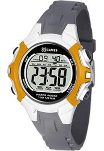 Relógio Unissex X-Games Digital Xkppd056 Bxgx - Br - Unissex-Cinza