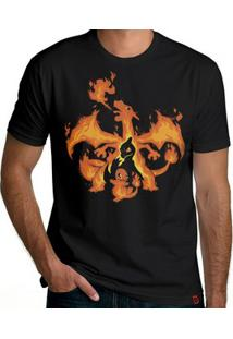 Camiseta Fire Evolution