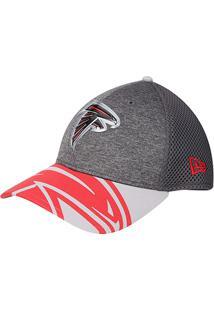 Boné New Era Nfl Atlanta Falcons Aba Curva 3930 Spotlight Masculino -  Masculino 30c04936693