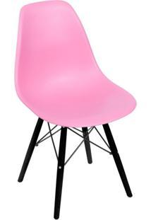 Cadeira Eames Ii Rosa