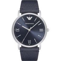 53473c11589 E Clock. Relógio Emporio Armani Masculino ...