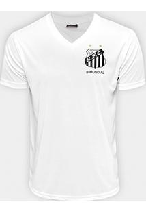 Camisa Santos 2001 S/N° Masculina - Masculino
