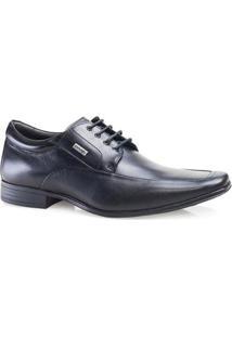 Sapato Social Couro Rafarillo Masculino Sola Antiderrapante - Masculino