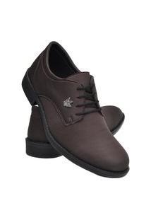 Sapato Social Masculino Leve Macio Dia A Dia Moderno Preto 37 Marrom