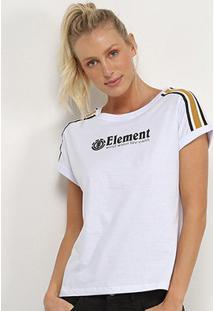 Camiseta Element Hannah Feminina - Feminino