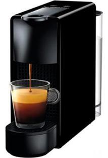 Cafeteira Essenza Mini 110V Preto Nespresso