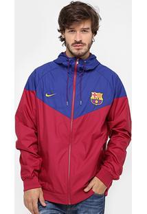 Jaqueta Barcelona Nsw Nike Masculina - Masculino
