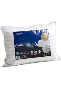 Travesseiro Dual Comfort 48X68 - Altenburg - Branco
