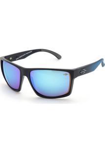 Óculos De Sol Mormaii Carmel Azul-Marinho