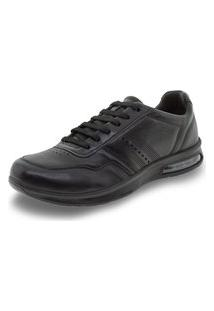 Sapato Masculino Bolha Pegada - 118701