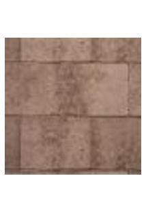 Papel De Parede Modern Rustic 121606 Vinílico Com Estampa Tijolo