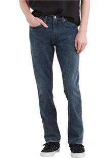 Calça Jeans Levis Slim Azul Marinho