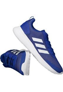 5eb4c4e186 Tênis Adidas Cloudfoam Element Race Feminino Azul