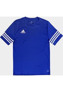 Camisa Infantil Adidas Entrada 14 - Masculino