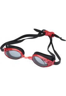 Óculos De Natação Speedo Framer - Adulto - Vermelho
