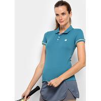 Camiseta Pólo Fila Soft Feminina - Feminino f898e32527814
