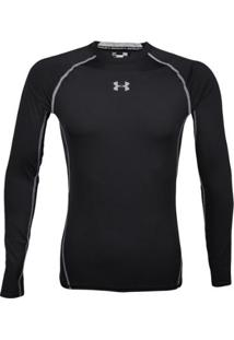 aad956d6c5d Camiseta Under Armour Long Sleeve Compressão - Masculino
