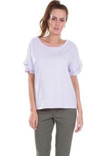 Camiseta Levis Carrie - Feminino-Branco