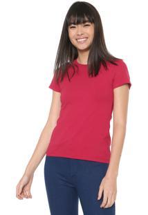 Camiseta Malwee Lisa Vinho