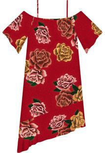 Vestido Ciganinha Estampa Chiapas - Lez A Lez