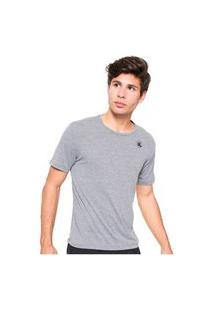 Camisa Esporte Legal Porus Poliamida Cinza