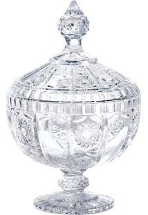 Bomboniere Versailles- Cristal- 23,8Xø15Cm- Fullfull Fit
