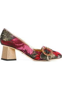 Dolce & Gabbana Sapato 'Jackie' - Estampado
