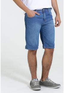 Bermuda Juvenil Jeans Marisa