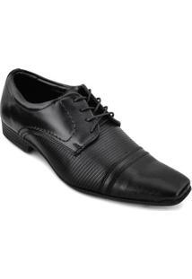 Sapato Social Couro Mariner Masculino - Masculino