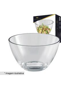 Saladeira Reggio M- Incolor- 375Mlruvolo