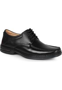 Sapato Conforto Masculino Rafarillo Básico Preto