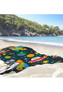Toalha De Praia / Banho Foguetes