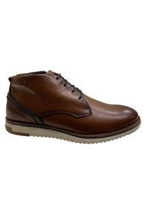 Sapato Ferricelli Oxford Abotinado Cano Médio 54640 Masculino