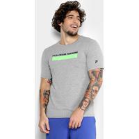 3300554d39 Camiseta Fila Cross Training Masculina - Masculino